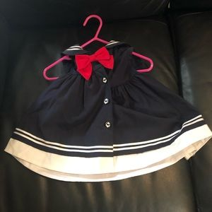 Other - Little infant sailor girls outfit